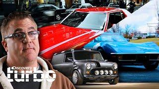 Reviviendo 3 autos clásicos | Chatarra de oro | Discovery Turbo