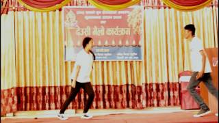 Funtastic (Pani Paryo) | Nira | Mashup Salsa Dance | Deusi Bhailo 2016