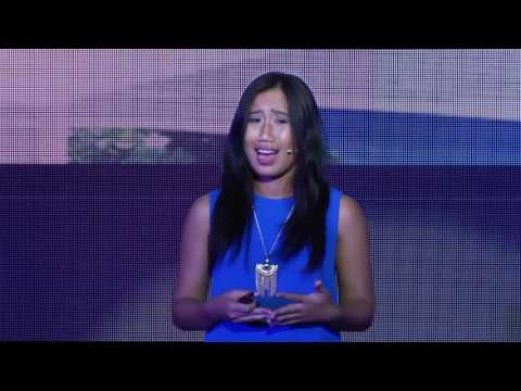 Discovering Courage and Empowerment Through Art | Marika Callangan | TEDxiACADEMY