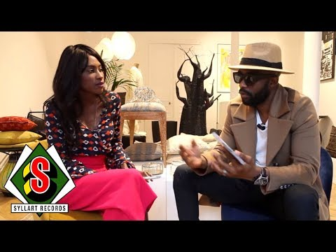La Playlist de Binetou #4 : Fally Ipupa (Interview complète 2017)