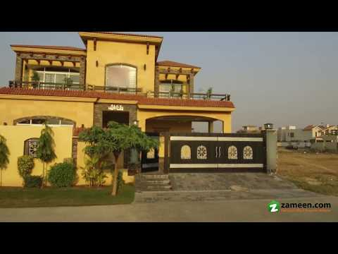 1 KANAL BRAND NEW DOUBLE UNIT HOUSE FOR SALE IN BLOCK J PHASE 6 DHA LAHORE