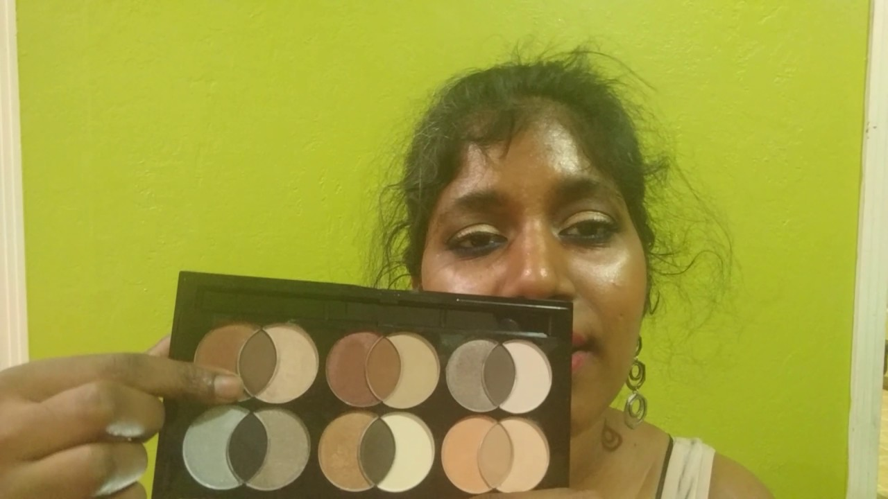 Mixology Eyeshadow Palette - Hot & Spicy by Sephora Collection #14