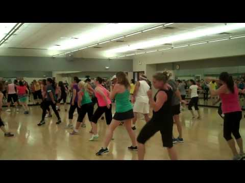 Clips from National Dance Day 2012 - Norman, Oklahoma