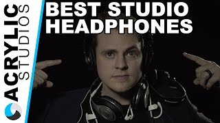 Best Studio Headphones For Cheap!? [Sony MDR7506]