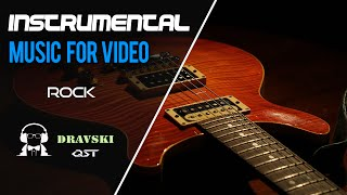 Awesome Rock Background Music with Drum Beats & Electric Guitar! |  Save Your Days - Dravski |