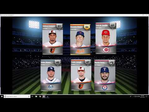 Out of the Park Baseball 19 Promoted to Gold League (Special Pack Opening) |