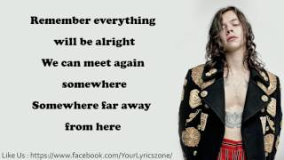 Harry Styles - Sign of the Times [Lyrics]