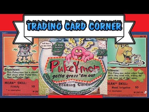Trading Card Corner | Pukey-Mon (Pacific 2000)