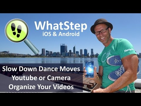 whatstep dance moves slow down apps on google play. Black Bedroom Furniture Sets. Home Design Ideas