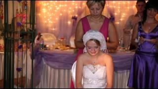 Свадьба -12 - снятие фаты