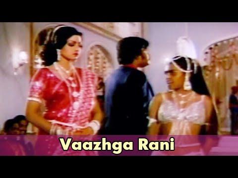 Vaazhga Rani -  Rajnikanth, Sridevi – Adutha Varisu – Tamil Item Song