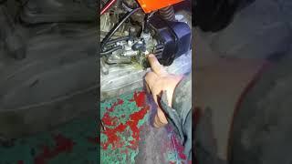 Хонда такт 07 проблема с карбюратором