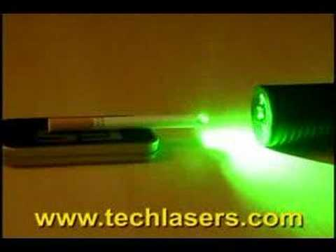 laser lights cigarette youtube