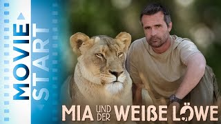Kevin Richardson - der Löwenflüsterer über MIA UND DER WEISSE LÖWE und Wölfe in Deutschland