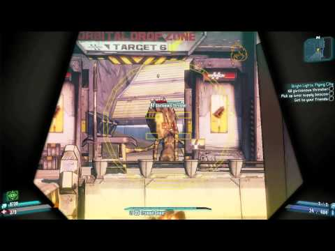Borderlands 2 How to solo Gluttonous Thresher easily even in TVHM