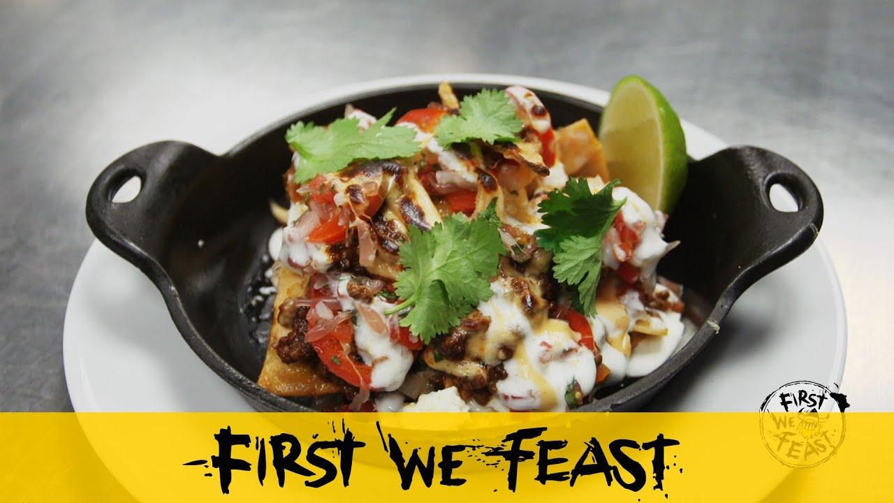 2nd Annual First We Feast Nacho Battle