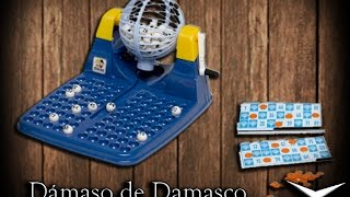 Unboxing/Tutorial Bingo Loto Automático (Juego de mesa-Español) // Juguemos: 95