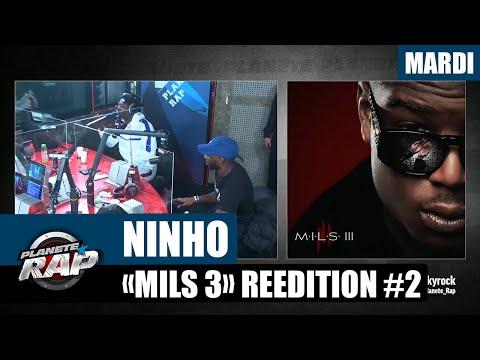 Youtube: Planète Rap – Ninho«MILS 3 Réédition» avec Heuss L'enfoiré et Yaro #Mardi