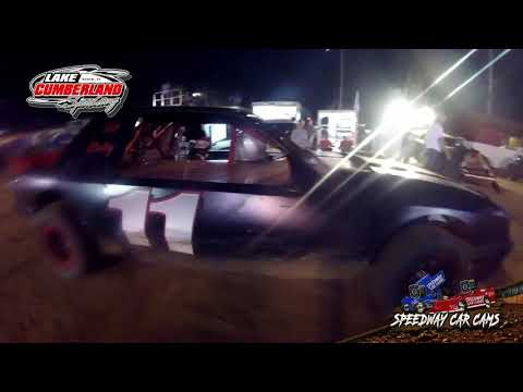 #11 Colt Bailey - Pony - 8-25-18 Lake Cumberland Speedway - In Car Camera