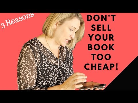 why-you-shouldn't-sell-your-non-fiction-book-for-cheap