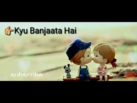 "WhatsApp Romantic ""HaMaRa HAaL Na PUcHo"" Song With Lyrics||WhatsApp Status Killing Video Song"