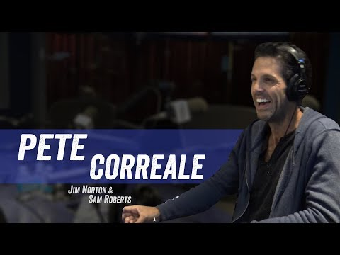 Pete Correale - Meeting Seinfeld, 'Kevin Can Wait', Camping - Jim Norton & Sam Roberts