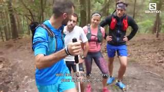 Salomon Trail Running Pole Technique