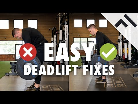 Master the Move Deadlifts
