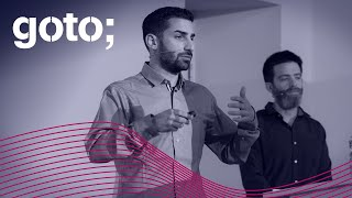 GOTO 2019 • Designing APIs for 150 Million Orders • Michele Angioni & Matt Fewer