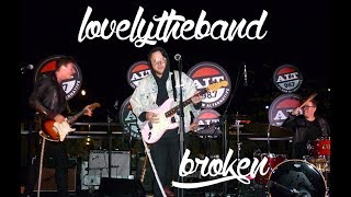 "lovelytheband ""broken"" Live Performance Glendale CA November 7, 2017"