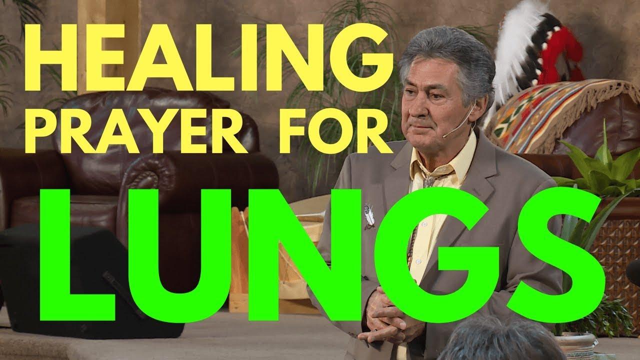Healing Prayer For Lungs - Mel Bond - YouTube