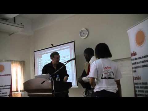 Jack Whitehead at Saint Thomas' University Mozambique