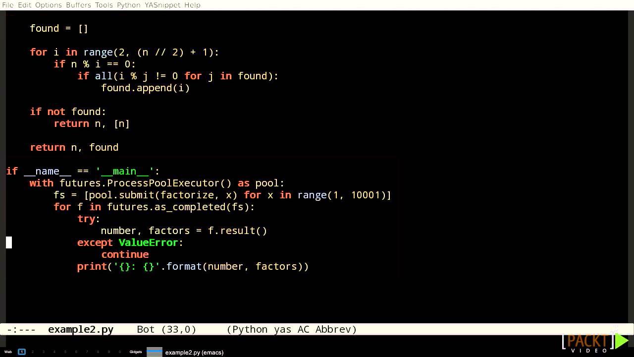 python 2.7 thread pool executor