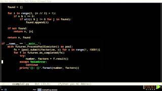 Mastering Python Tutorial: Using concurrent.futures | packtpub.com
