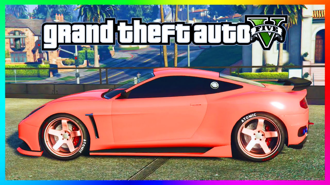 Cool Blue Paint Gta 5 Online Rare Paintjob Guide Peach Sunrise Cool Blue Radiant Yellow Gta 5 Paint Jobs