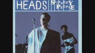 Talking Heads - Slippery People (Stop Making Sense Version)