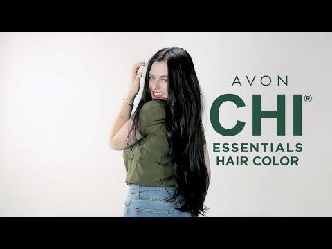 Avon Chi Essentials Hair Color