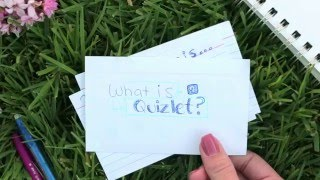 WHY I LOVE QUIZLET AND HOW TO USE IT