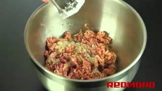 Мультиварка REDMOND RMC M45021 рецепт картофельная запеканка   Multicooking REDMOND M45021