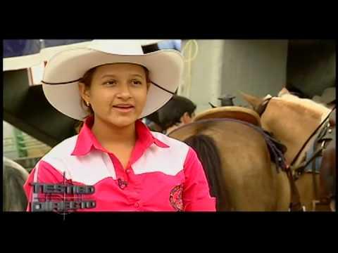 Mujeres Vaqueras Testigo Directo YouTube