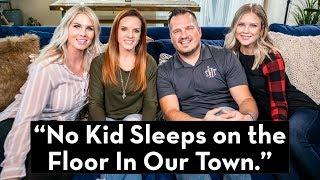 Sleep in Heavenly Peace: Helping Children in Need Sleep Better