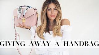 handbag haul and giving away one of my handbags   lydia elise millen