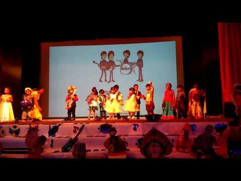 Smruthi Cultural day dance 2( PP 1)
