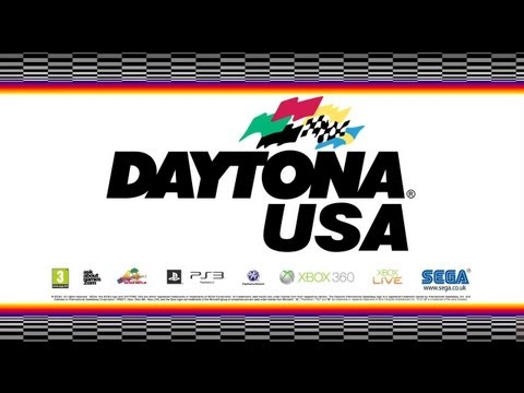 Daytona USA HD (XBLA/PSN) Official Trailer