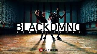 Blackdmnd dance event \ MONATIK - Кружит \ Choreography by V. Poliakov & V. Kovalchuk