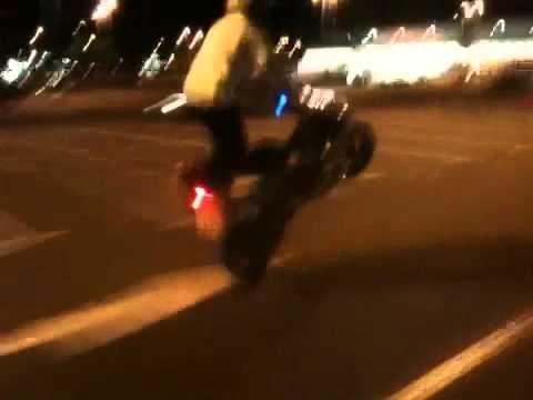 Aerox Wheelie Uk