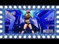 ¡Los chicos también hacen twerk! ¡Vaya movimientos de trasero! | Inéditos | Got Talent España 2018