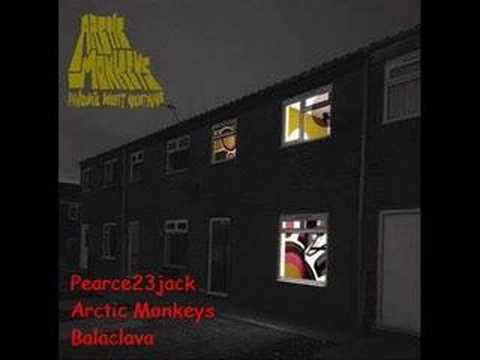 Arctic Monkeys - Balaclava - Favourite Worst Nightmare