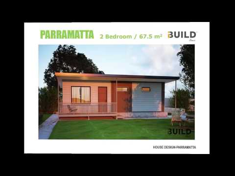 2 Bedroom iBuild Kit Homes Parramatta
