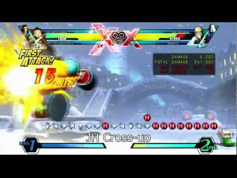 UMvC3 - Tron Bonne Combo Video/Guide